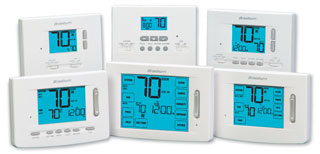 Braeburn Thermostats Product Group