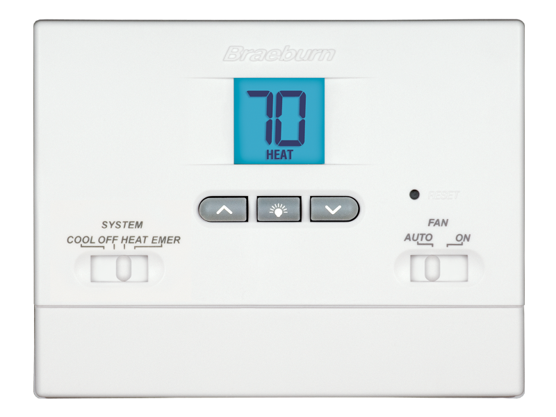 Builder Value Model 1200nc Thermostat