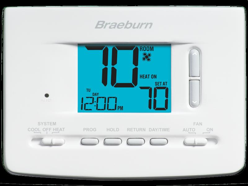 Economy Model 2020 Thermostat