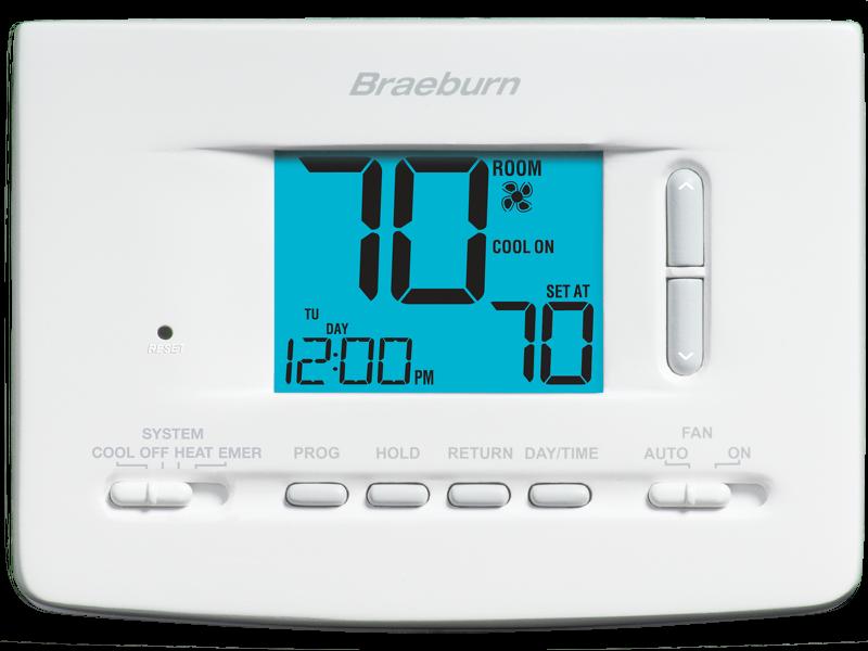 Economy Model 2220 Thermostat | Braeburn Systems