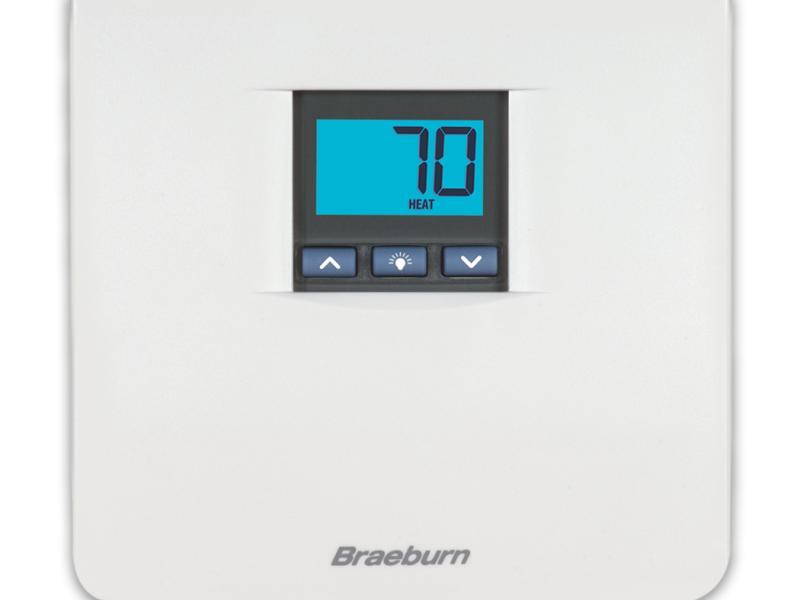 premier model 3000 thermostat braeburn systems rh braeburnonline com braeburn thermostat 1020 wiring diagram 5 Wire Thermostat Wiring Diagram
