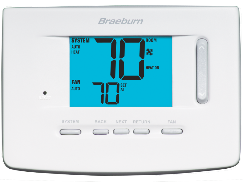 premier model 3220 thermostat braeburn systems rh braeburnonline com Owner's Manual Instruction Manual Book