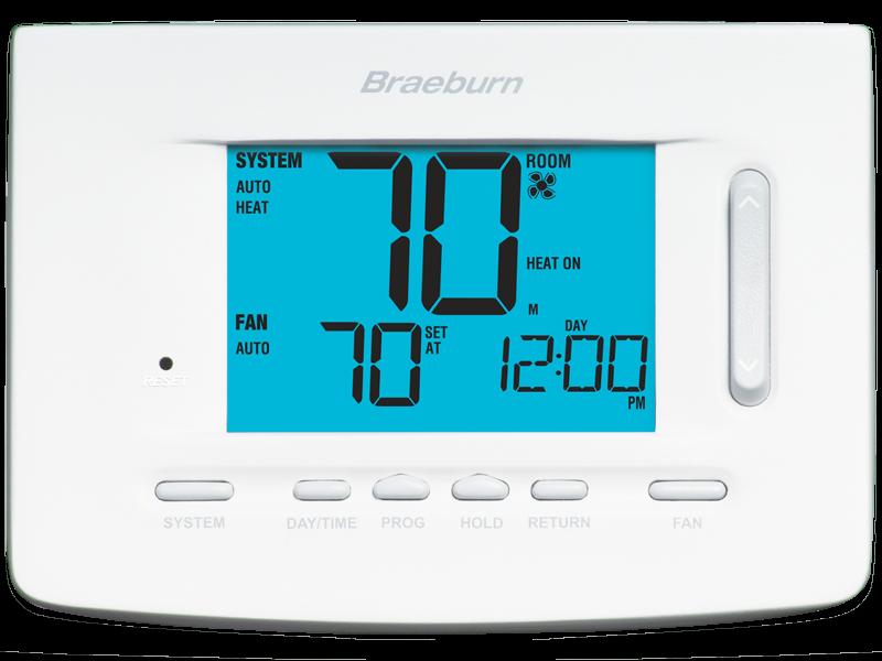Premier Model 5220 Thermostat | Braeburn Systems